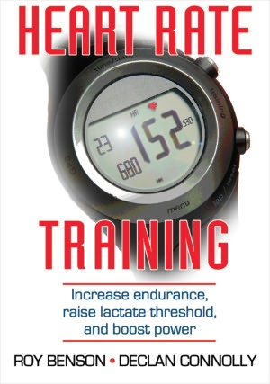 E book download free Heart Rate Training 9780736086554  (English literature) by Roy Benson, Declan Connolly