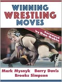 Winning Wrestling Moves by Mark Mysnyk: Book Cover