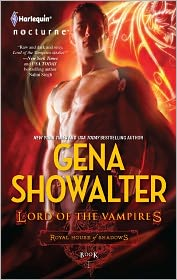 Lord of the Vampires (Harlequin Nocturne #119) by Gena Showalter: Book Cover