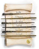 Harry Potter Dumbledore's Army Wand Collection by The Noble Collection: Product Image