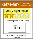 Level 2 Sight Words by Chris DiPaolo: NOOK Book Cover