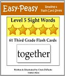 Level 5 Sight Words by Chris DiPaolo: NOOK Book Cover