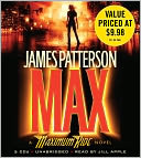 MAX (Maximum Ride Series #5) by James Patterson: CD Audiobook Cover