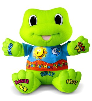 LeapFrog Learning Baby Tad by Leapfrog