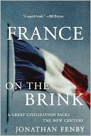 France On The Brink by Jonathan Fenby: Book Cover