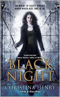 Black Night (Black Wings Series #2) by Christina Henry: NOOK Book Cover