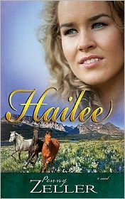 Hailee by Penny Zeller: Book Cover