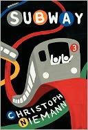 Subway by Christoph Niemann: Book Cover