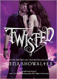 Twisted (Intertwined Series #3) by Gena Showalter: Book Cover