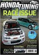 Honda Tuning - One Year Subscription: Magazine Cover