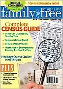 Family Tree - One Year Subscription: Magazine Cover