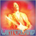 Winterland by The Jimi Hendrix Experience: CD Cover