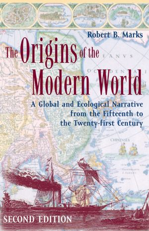 Best audio book downloads free The Origins of the Modern World: A Global and Ecological Narrative from the Fifteenth to the Twenty-first Century