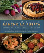 Cooking with the Seasons at Rancho la Puerta by Deborah Szekely: Book Cover