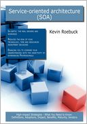 Service-Oriented Architecture (Soa) by Kevin Roebuck: Book Cover