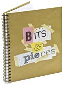 Bits & Pieces Sketchbook 8.5.x 11 by Barnes & Noble: Product Image