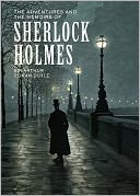 The Adventures and the Memoirs of Sherlock Holmes by Arthur Conan Doyle: NOOK Book Cover