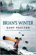 Brian's Winter (Brian's Saga Series #3) by Gary Paulsen: Book Cover