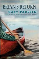 Brian's Return (Brian's Saga Series #4) by Gary Paulsen: Book Cover