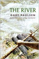The River (Brian's Saga Series #2) by Gary Paulsen: Book Cover