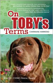 On Toby's Terms by Charmaine Hammond: Book Cover
