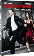 The Adjustment Bureau with Matt Damon