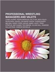 BARNES & NOBLE | Professional Wrestling Managers and Valets: Cyndi ...