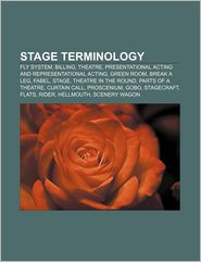 Stage Terminology | RM.