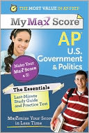 My Max Score AP Essentials U.S. Government & Politics by Sourcebooks: NOOK Book Cover