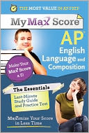 My Max Score AP Essentials English Language by Sourcebooks: NOOK Book Cover