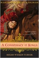 A Conspiracy of Kings (The Queen's Thief Series #4) by Megan Whalen Turner: Book Cover