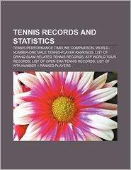 BARNES & NOBLE | Tennis records and statistics: Tennis performance ...