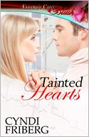 Tainted Hearts by Cyndi Friberg: Book Cover
