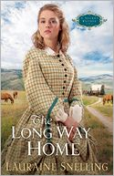 The Long Way Home (Secret Refuge Series #3) by Lauraine Snelling: Book Cover