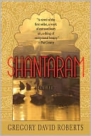Shantaram by Gregory David Roberts: NOOK Book Cover