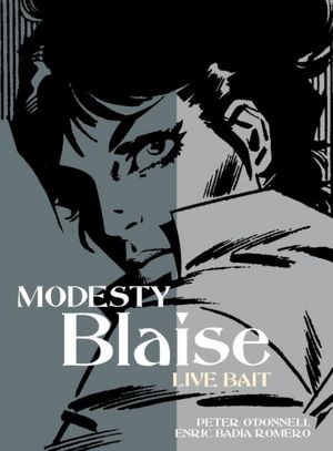 Online books for free no download Modesty Blaise: Live Bait English version