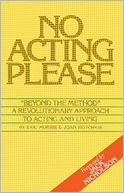download No Acting Please book