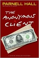 The Anonymous Client by Parnell Hall: NOOK Book Cover