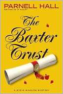 The Baxter Trust by Parnell Hall: NOOK Book Cover