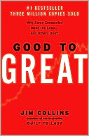 Good to Great by Jim Collins: Book Cover