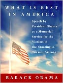 What Is Best in America by Barack Obama: NOOK Book Cover