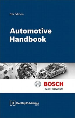 Bosch Automotive Handbook: 8th Edition