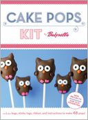 Cake Pops Kit by Bakerella: Item Cover