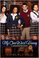 My Own Worst Frenemy by Kimberly Reid: Book Cover