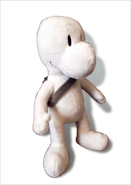Fone Bone Plush Doll