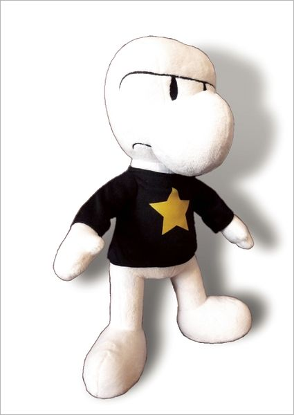 Phoney Bone Plush Doll