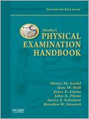 download Mosby's Physical Examination Handbook book