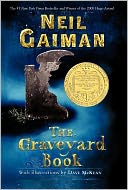 The Graveyard Book by Neil Gaiman: Book Cover