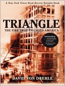Triangle by David Von Drehle: Audio Book Cover