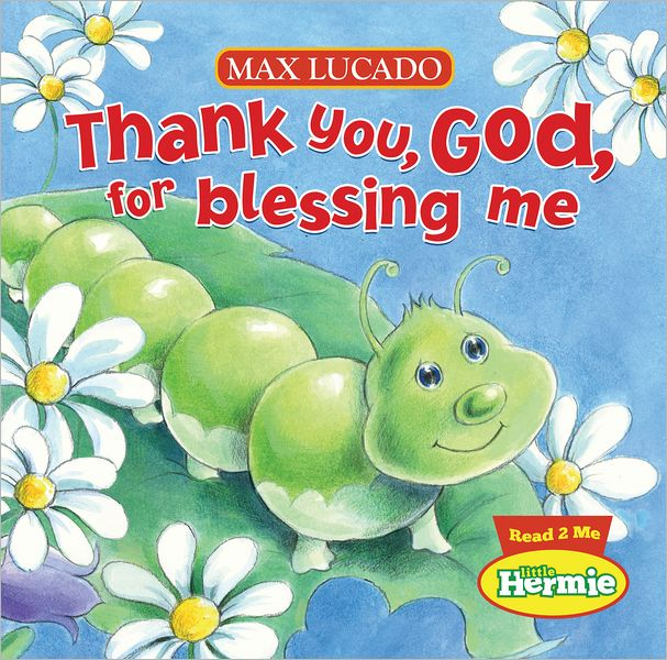 Thank You, God, For Blessing Me